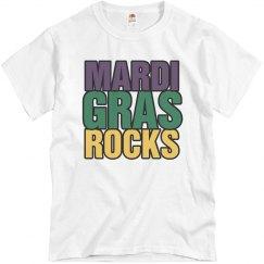 Mardi Gras Rocks