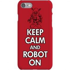 Keep Calm Robot On