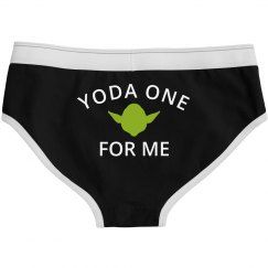 Cute Yoda One For Me