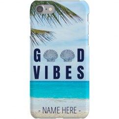 Good Vibes Ocean Phone Case