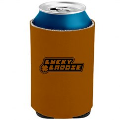 Lucky Laddie Can Cooler St Patricks Day
