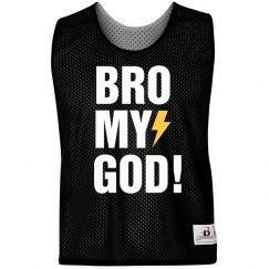 Bro My God Lightning Bolt