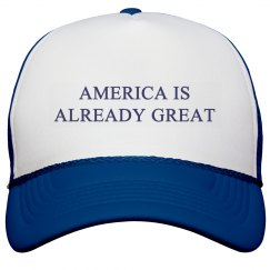 America Already Great-blue