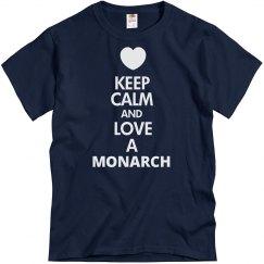 Monarch Love