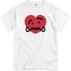 Fancy Heart T-Shirt