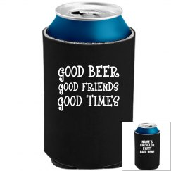 Good Beer/Friends/Times