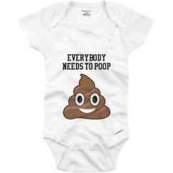 Everybody Needs To Poop