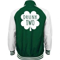 Drunk 2 St Patricks Jacket