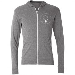 """""""Royalty Series"""" Men's Zip-up Sweatshirt"""