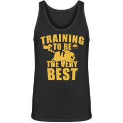 Yellow And Training