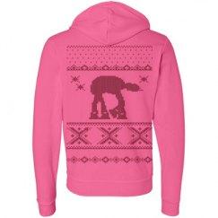 Ugly Christmas Zip Hoodies