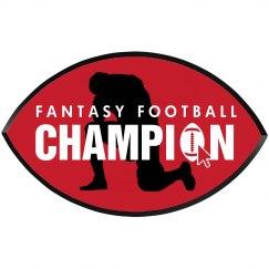 Fantasy Football Plaque