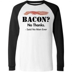 Bacon No Thanks