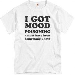 Mood Poisoning