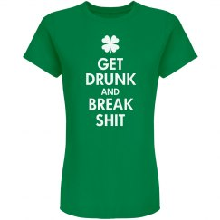 St. Patrick's Day Keep Calm