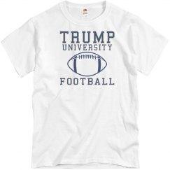 Trump University Football