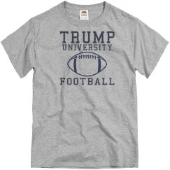 The Trump University Football