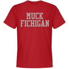 Muck Fichigan Football