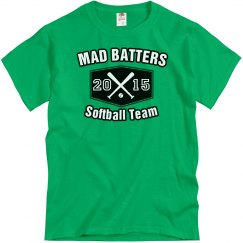 Mad Batters Softball