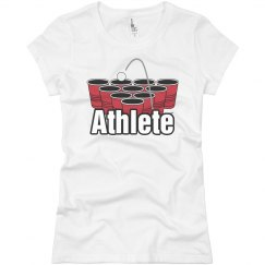 Beerpong Athlete T-Shirt
