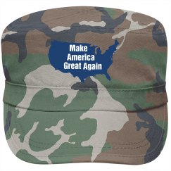 Make America Great Again Camohat