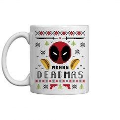 Merry Deadmas Coffee Mug