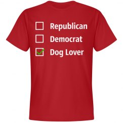 Dog Lover Election