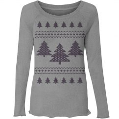 Ugly Christmas Women Pullover
