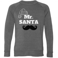 Mr. Santa Christmas SweatShirt
