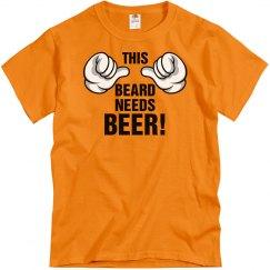 This Beard Needs Beer!