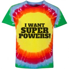 I Want Super Power