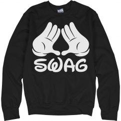 Swag Cartoon Gloves