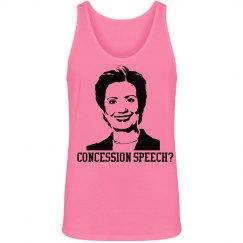 Concession Speech?
