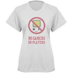 No Gamers Tee