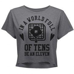 Don't Be A Ten