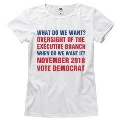 Harambe & Hennessy Voting Shirt