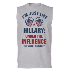 Just Like Hillary