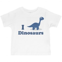 Dino Tee for Toddlers