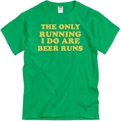 Only Running Is Beer Runs