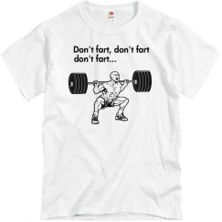 Don't fart, don't fart, don't...