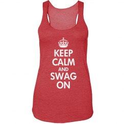 Keep Calm Swag On