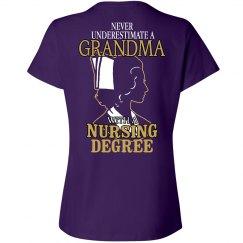 Nursing Grandma Shirt