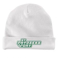 St Patricks Day Baby Hat