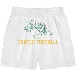 Turtle Football Boxers