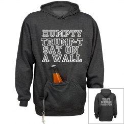 Humpty Trump-T Tailgate Hoodie