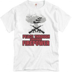 Peace Through Firepower