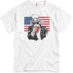 Uncle Sam Party T-Shirt