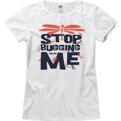 Stop Bugging
