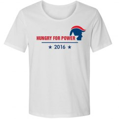 Hungry For Power Games Trump