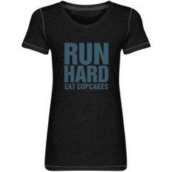 Run Hard Eat Cupcakes